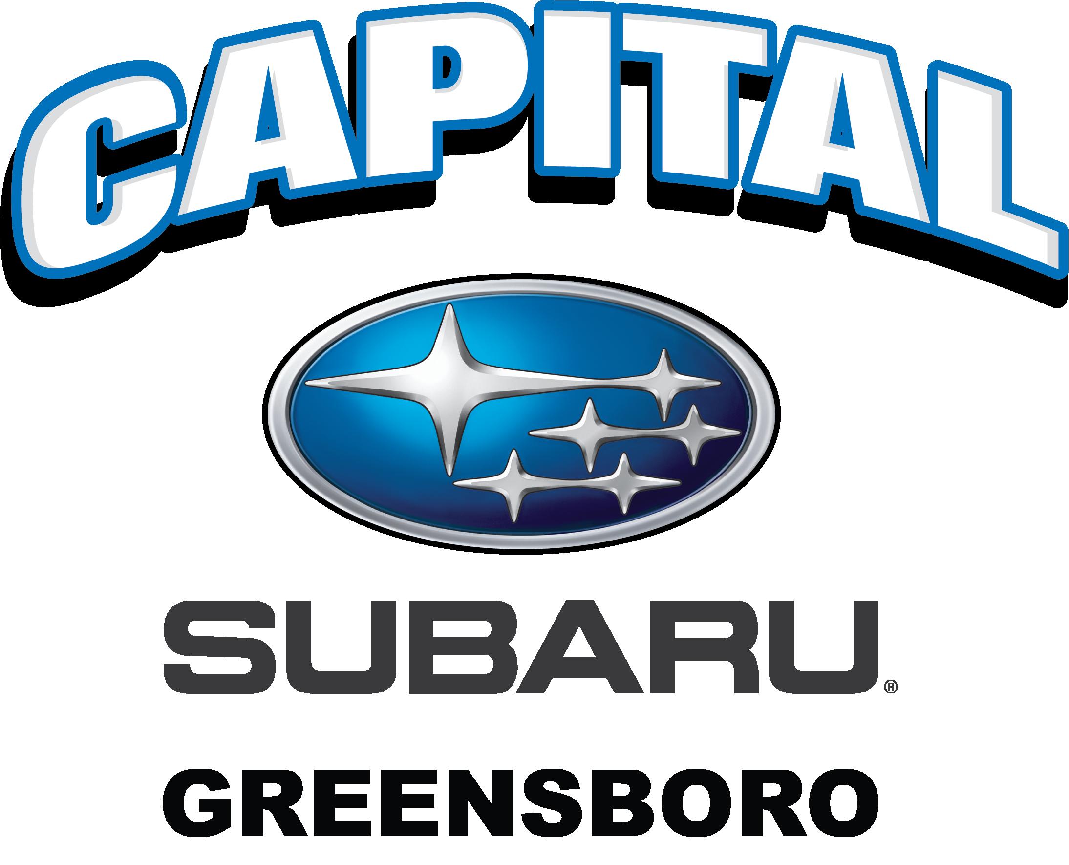 Capital Subabru Greensboro Logo