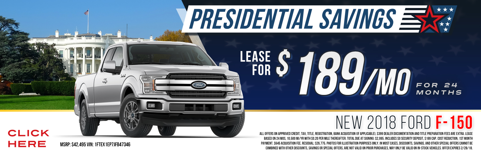 Ford Lease Deals >> Lease For 189 Per Month For 24 Months