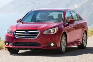 2016 Subaru Legacy 2.5I PREMIUM Sedan North Charleston SC