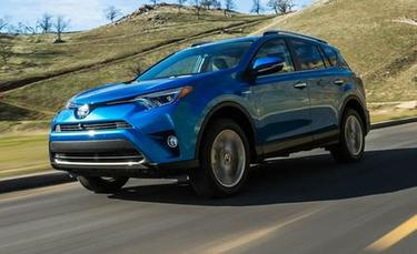 2016 Toyota RAV4 Hybrid LIMITED North Charleston SC