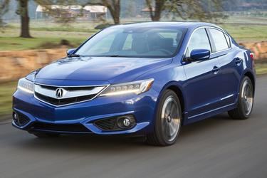 2016 Acura ILX W/PREMIUM/A-SPEC PKG Sedan Merriam KS