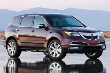 2010 Acura MDX TECHNOLOGY Rocky Mount NC