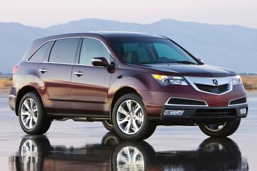 2012 Acura MDX ADVANCE PKG SUV Slide