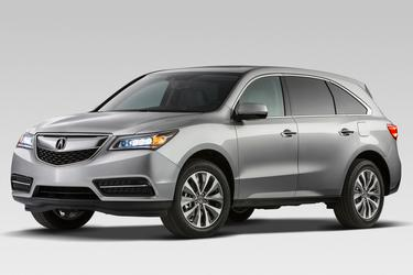 2014 Acura MDX FWD 4DR SUV Slide