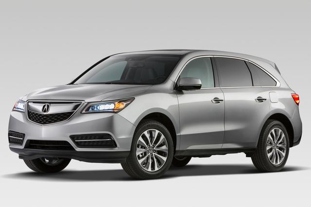 2014 Acura MDX 3.5L TECHNOLOGY PACKAGE Slide 0