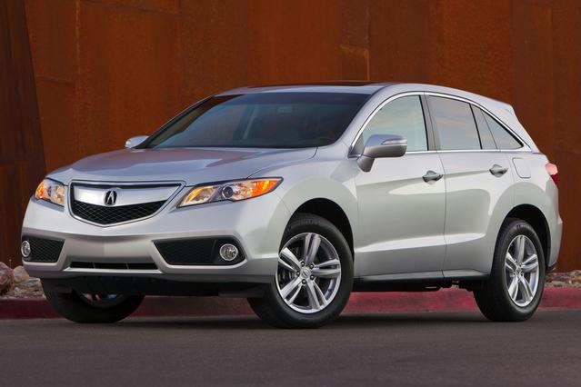 2013 Acura RDX W/TECH AWD 4dr SUV w/Technology Package Chapel Hill NC