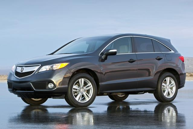 2015 Acura RDX BASE Slide 0