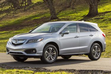 2016 Acura RDX ADVANCE PKG SUV Merriam KS