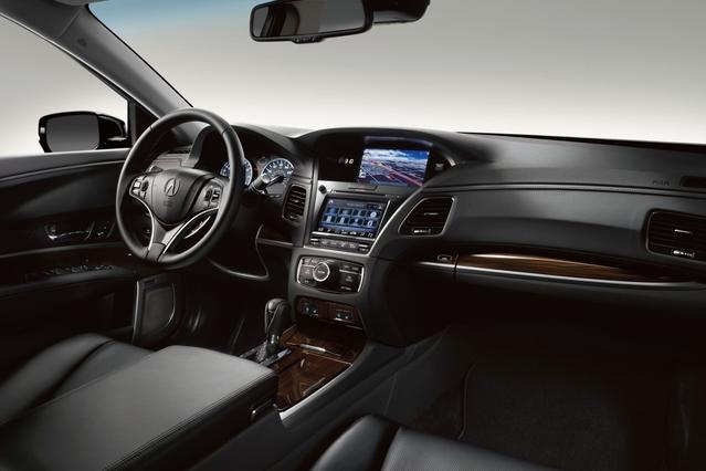2014 Acura RLX  4dr Car Hillsborough NC