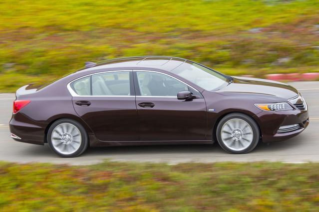 2016 Acura RLX TECH PKG 4dr Car North Charleston SC