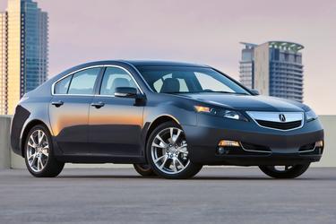 2012 Acura TL ADVANCE AUTO Sedan Merriam KS