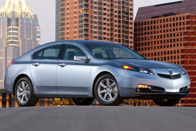 2013 Acura TL 3.5 Slide 0