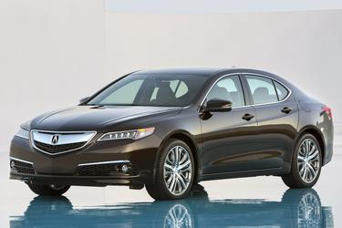 2015 Acura TLX 4DR SDN FWD Sedan Merriam KS