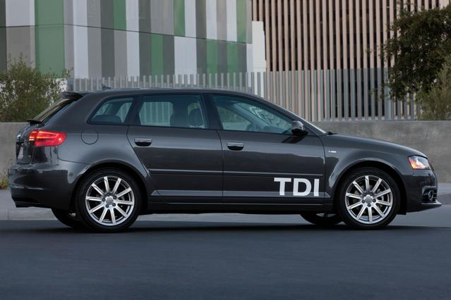 2013 Audi A3 2.0 TDI PREMIUM Hillsborough NC