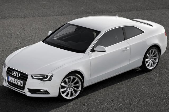 2013 Audi A5 2.0T PRESTIGE Slide 0