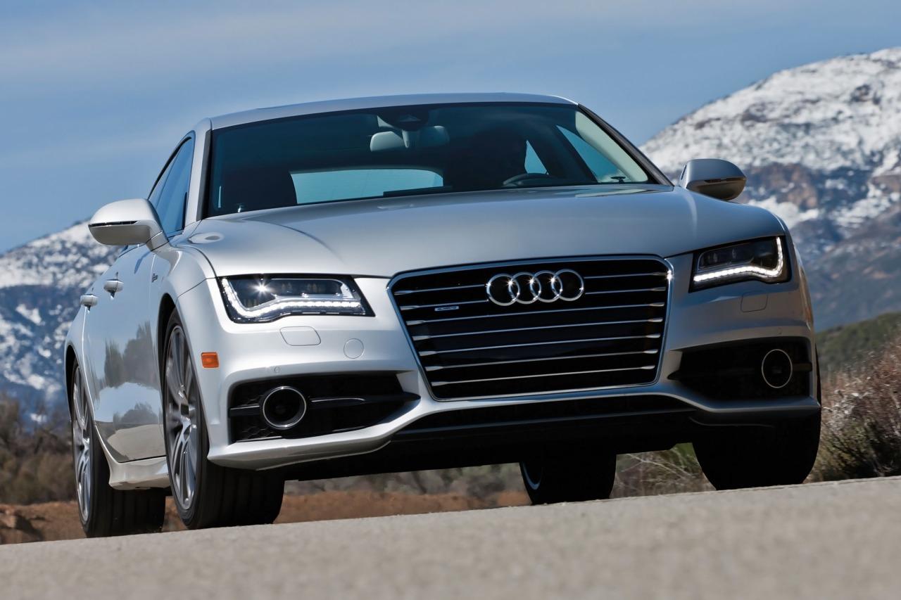 2014 Audi A7 Slide 0