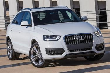 2015 Audi Q3 2.0T PREMIUM PLUS SUV Merriam KS