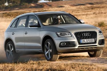 2013 Audi Q5 PREMIUM PLUS SUV Merriam KS