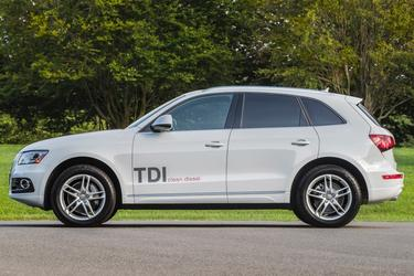 2016 Audi Q5 PREMIUM PLUS SUV North Charleston SC