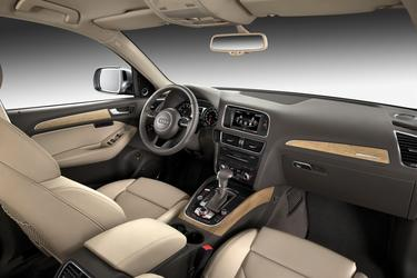 2016 Audi Q5 PREMIUM PLUS SUV Apex NC