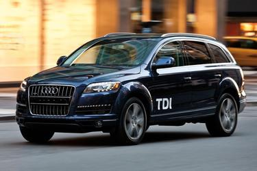 2015 Audi Q7 3.0L TDI PREMIUM PLUS SUV Slide
