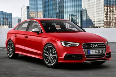 Black 2016 Audi S3 2.0T Premium Plus  Wake Forest NC