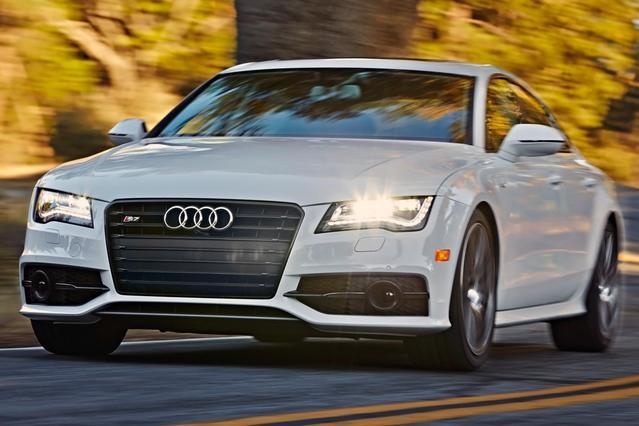 2015 Audi S7 4.0T Slide 0