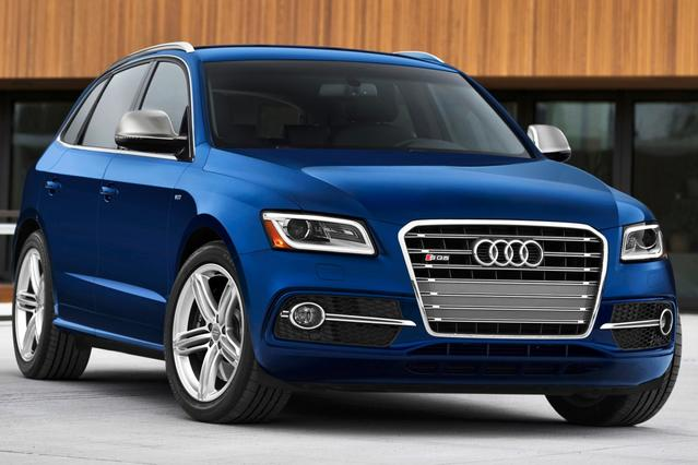 2015 Audi SQ5 3.0T PREMIUM PLUS Slide 0