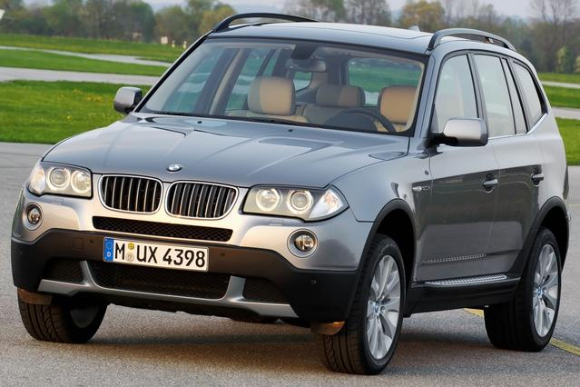 2007 BMW X3 3.0SI SUV Slide 0