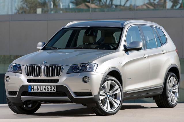 2013 BMW X3 XDRIVE28I SUV Slide 0