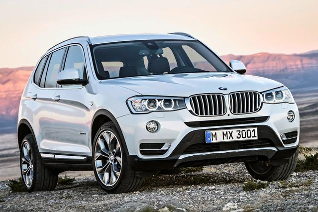 2016 BMW X3 XDRIVE28I SUV Slide 0