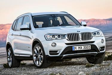 2016 BMW X3 XDRIVE28I SUV Slide