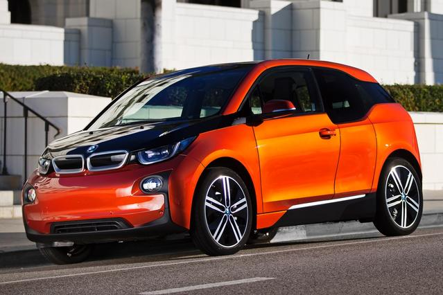 2015 BMW i3 WITH RANGE EXTENDER Manassas VA