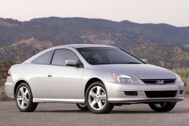 2007 Honda Accord EX Sedan Slide 0