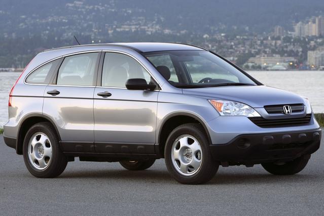 2008 Honda CR-V EX-L Sport Utility Slide 0