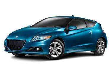 2015 Honda CR-Z EX Hatchback Merriam KS