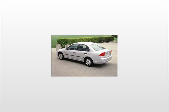 2002 Honda Civic LX 2dr Car Slide 0