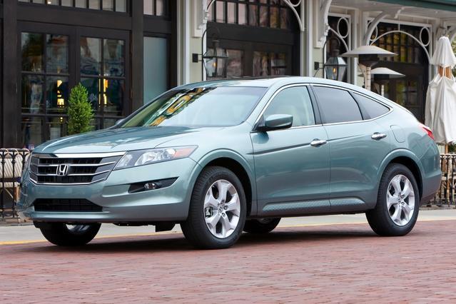 2012 Honda Crosstour EX-L Hatchback Slide 0