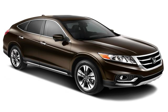2014 Honda Crosstour EX-L SUV Slide 0