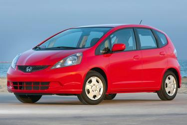 2013 Honda Fit 5DR HB AUTO Hatchback Merriam KS