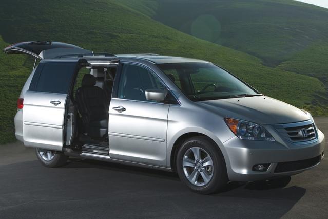 2008 Honda Odyssey EX-L W/NAVI W/DVD EX-L 4dr Mini-Van w/Navi and DVD Durham NC