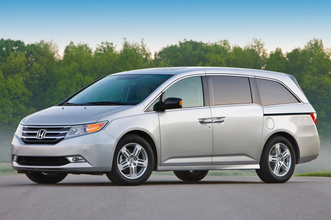 2012 Honda Odyssey EX Slide 0