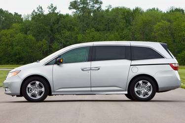 2013 Honda Odyssey EX-L Minivan Durham NC