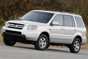 2008 Honda Pilot EX-L SUV Merriam KS