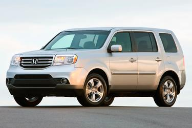 2012 Honda Pilot EX-L SUV Merriam KS