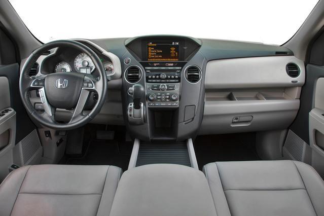 2013 Honda Pilot EX-L 4D Sport Utility Hillsborough NC