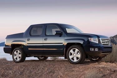 2013 Honda Ridgeline RTL Pickup Merriam KS