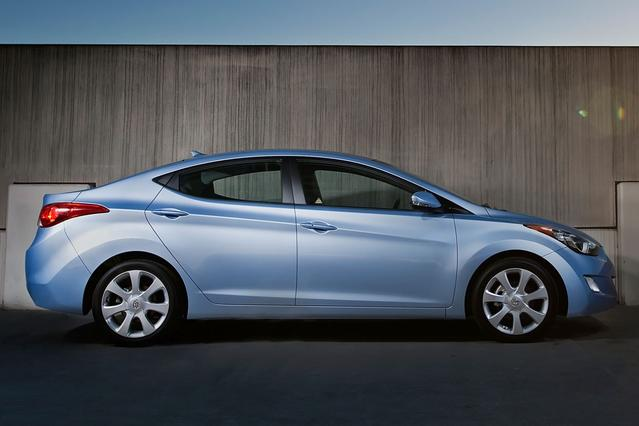 2012 Hyundai Elantra GLS 4dr Car Hillsborough NC