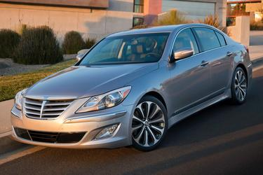 2013 Hyundai Genesis 3.8L 3.8L 4dr Sedan Lexington NC