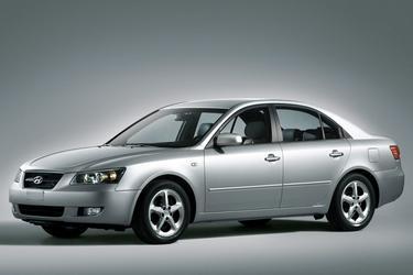 2007 Hyundai Sonata SE Sedan Merriam KS